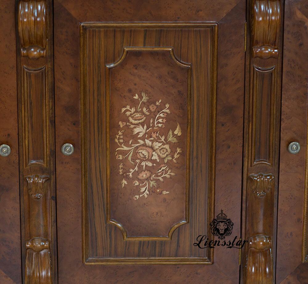 Kommode Barock Edel Ornament