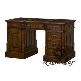 Mahagoni Schreibtisch Rom