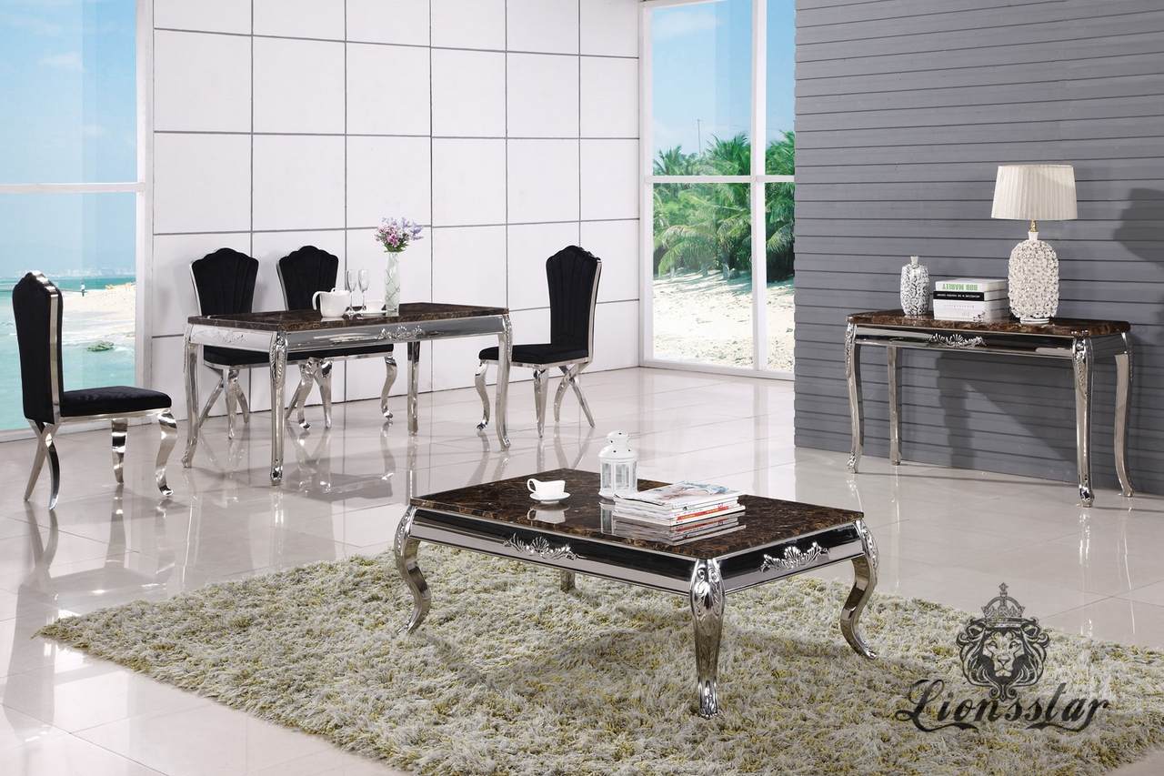 couchtisch luxus schwarz lionsstar gmbh