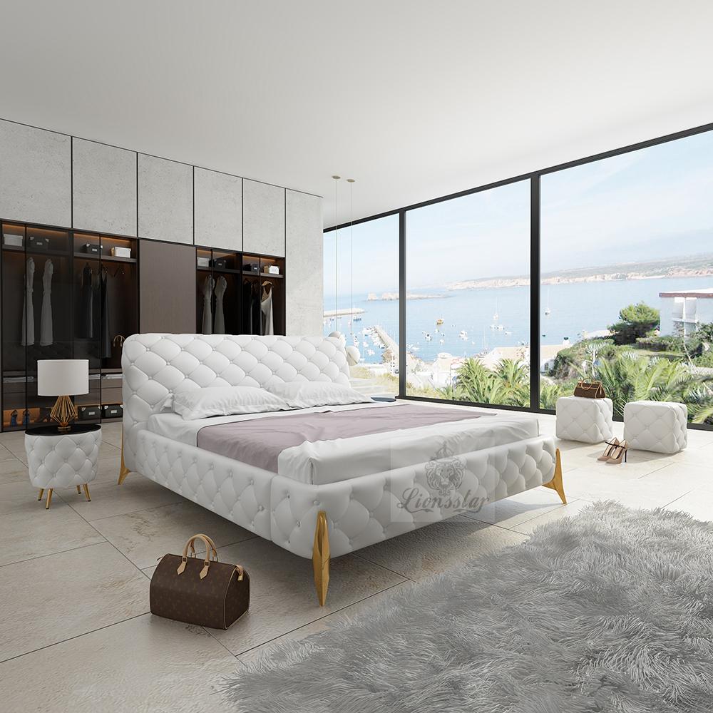 Luxus Designer Bett Intense Color
