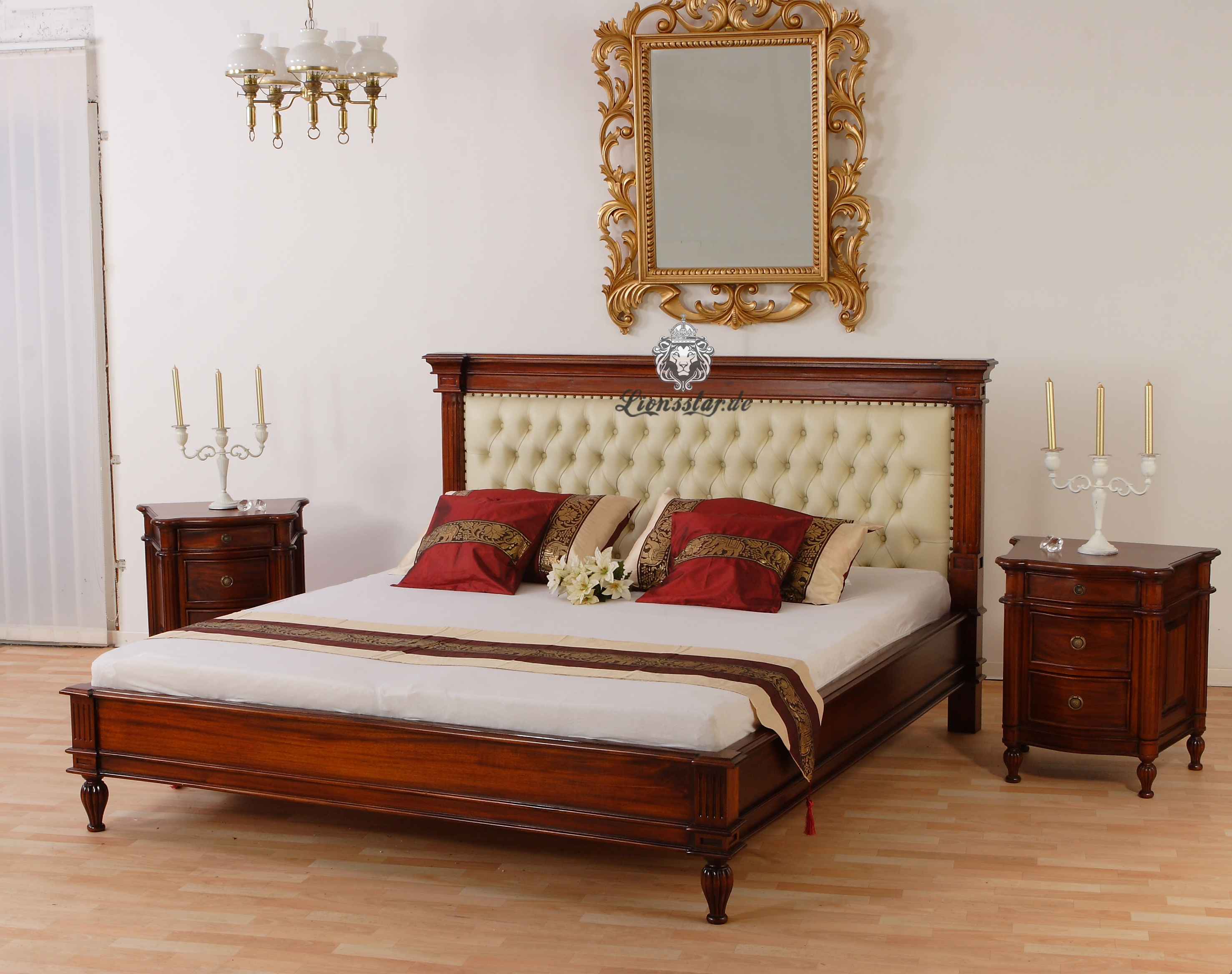 betten purer luxus lionsstar gmbh. Black Bedroom Furniture Sets. Home Design Ideas
