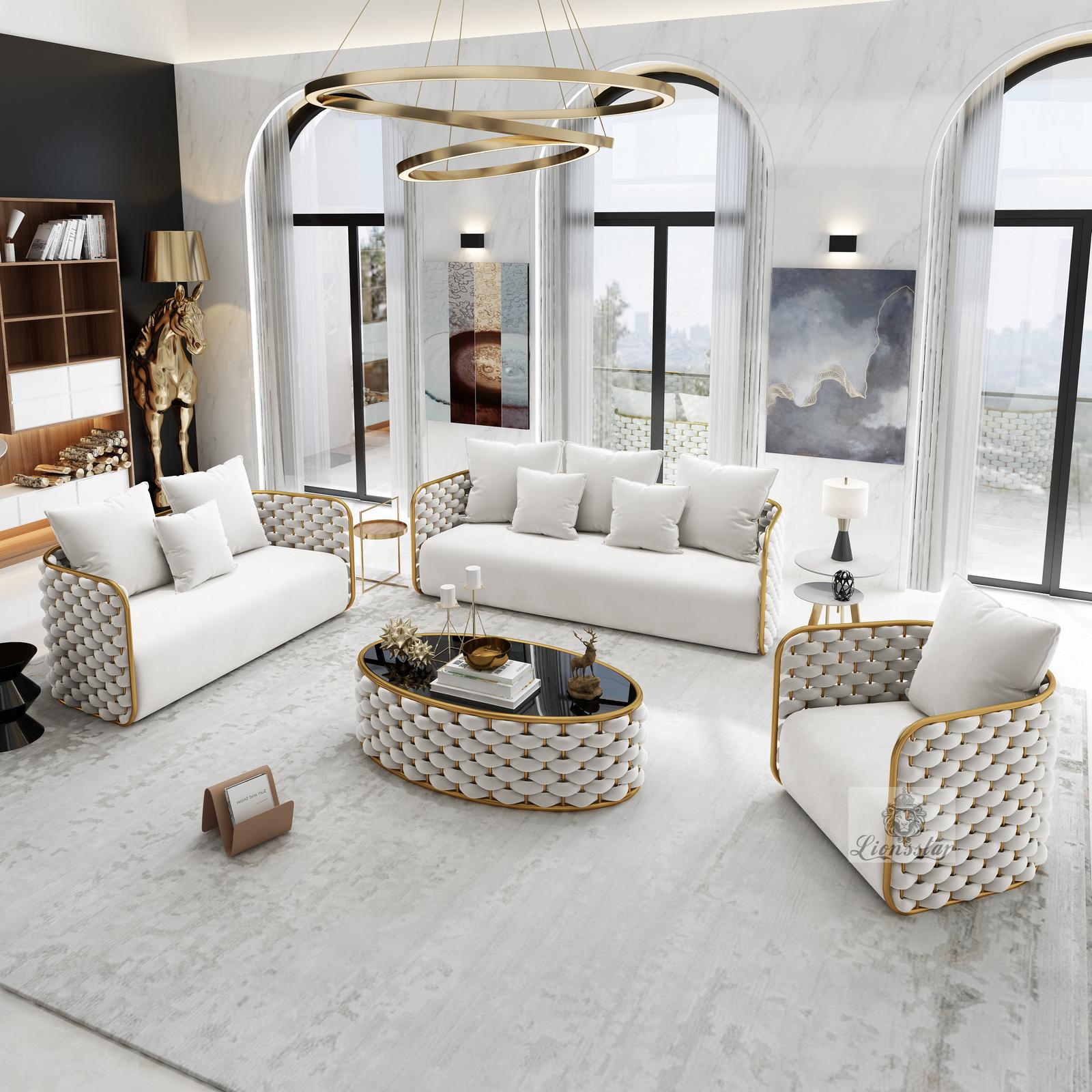 Edel Design Sofa-Set Loft Bubbles