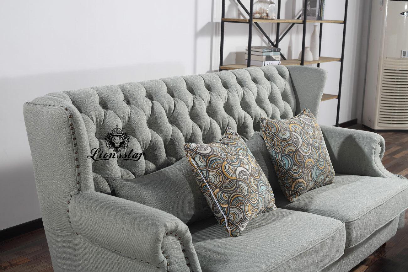 Design Sofa Set Drei Farbton Kombination