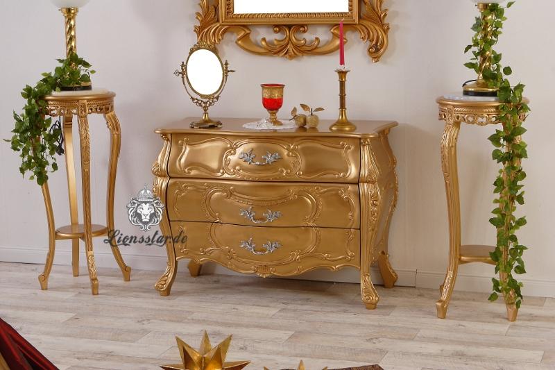 kolonialstil kommode lionsstar gmbh. Black Bedroom Furniture Sets. Home Design Ideas
