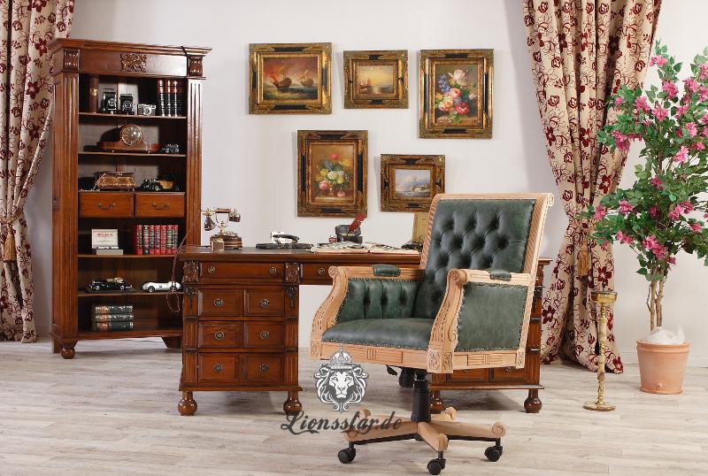 Schreibtischstuhl im Landhausstil