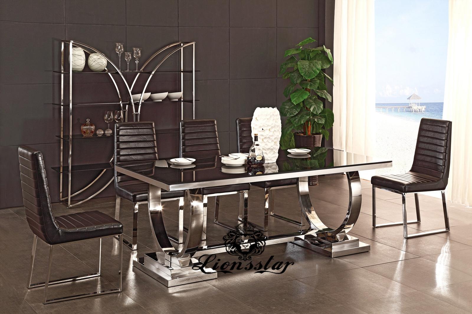 Design Esstischset Modern