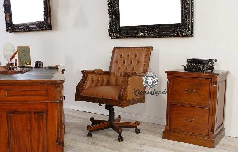 Bürostuhl Chesterfield