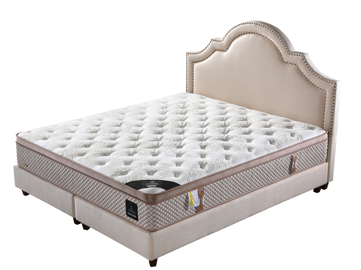 Memory-Foam-Gel Matratze