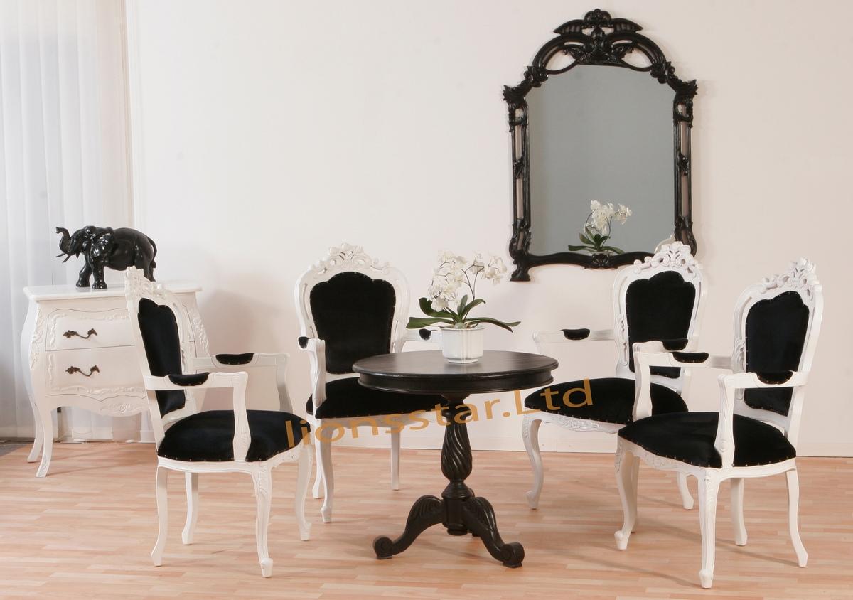 st hle mahagoniholz lionsstar gmbh. Black Bedroom Furniture Sets. Home Design Ideas