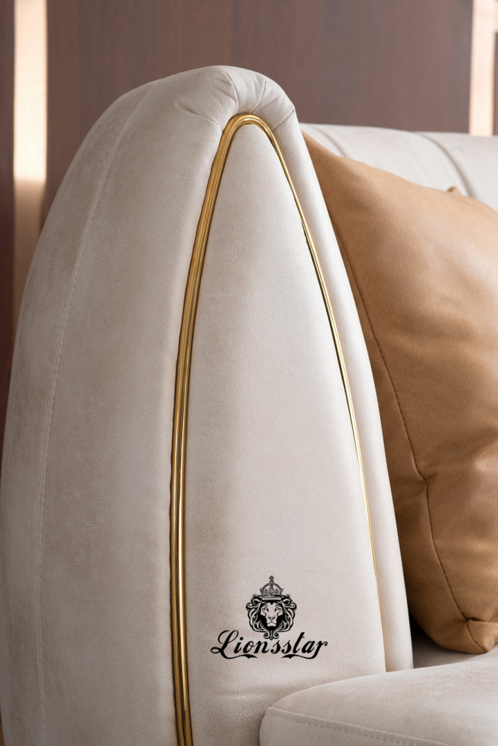 Design Sofaset klassisch elegant