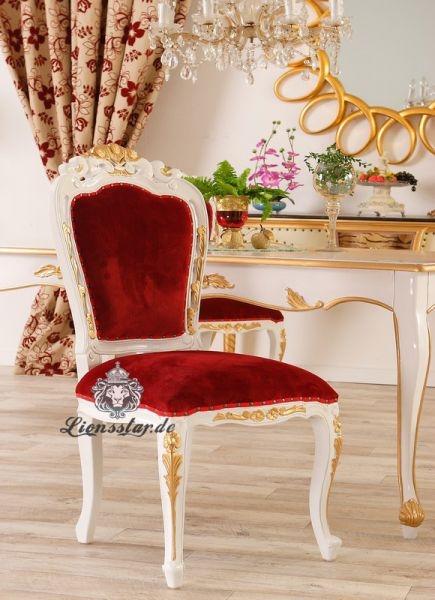Luxus Stuhl Venezia