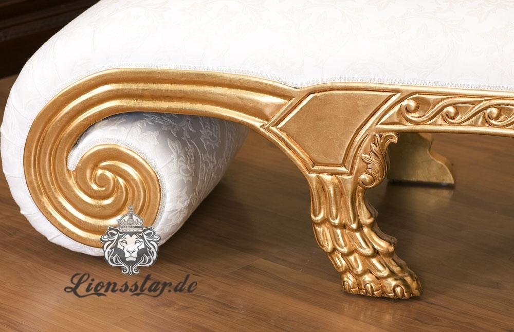 Recamiere Luxus Gold Creme