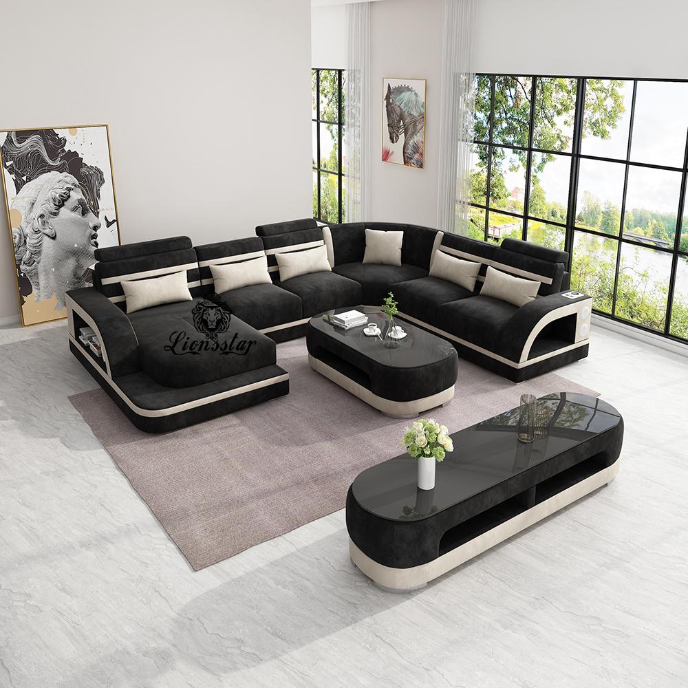 Moderne Designer Wohnlandschaft Tauri