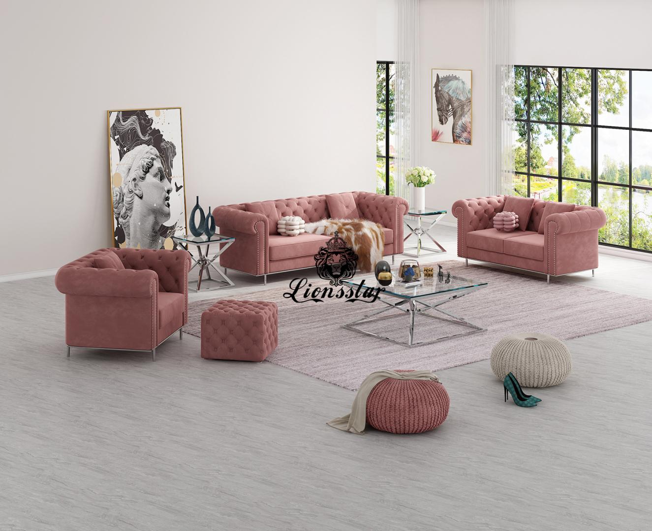 Luxus Designer Sofaset Vienna