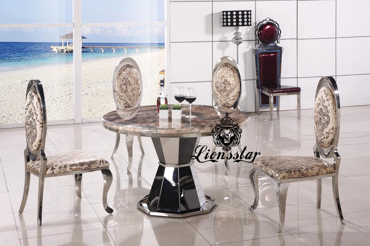 Modern Tischset Rund
