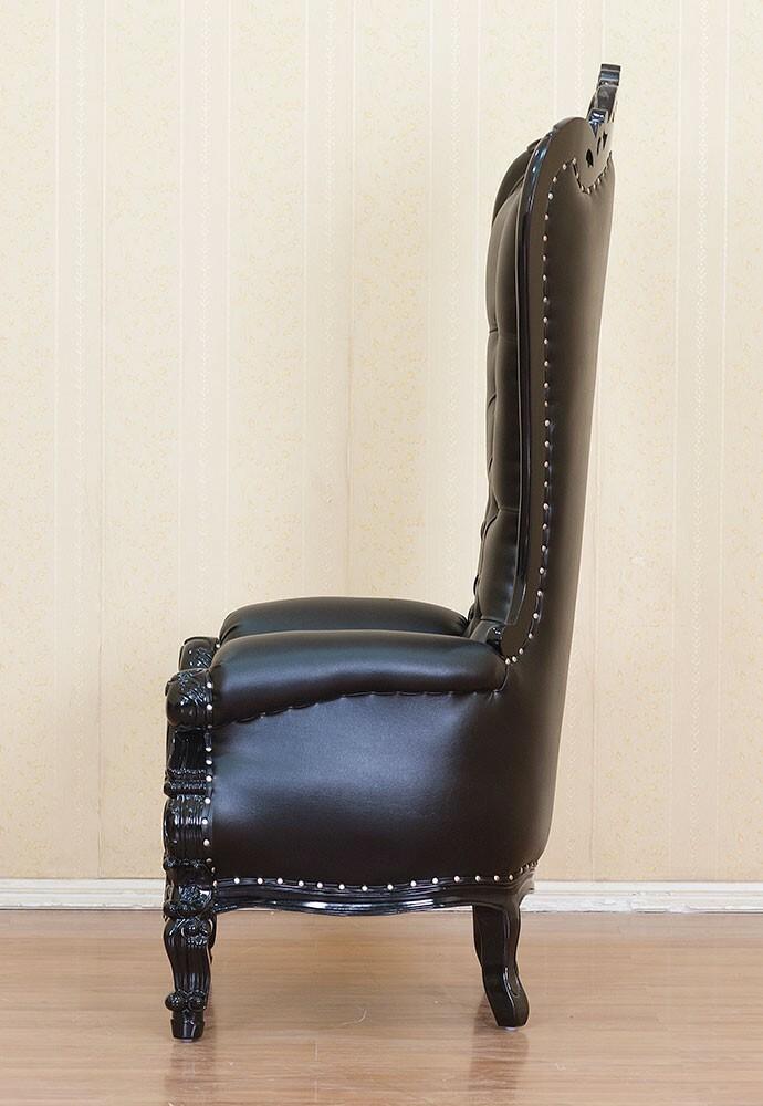 King Chair Kunstleder