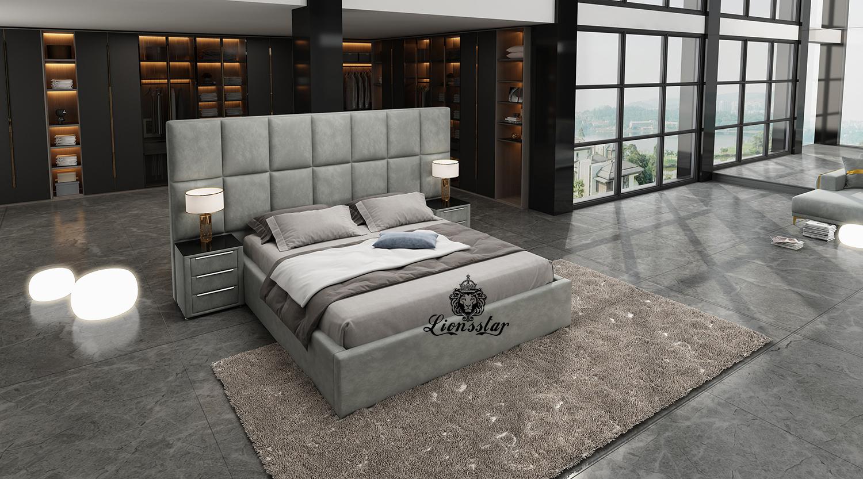 Luxus Designer Bett Angula   Nachttische