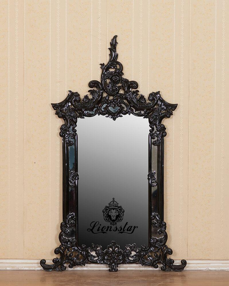 Luxus Spiegel Ranke Dark Style