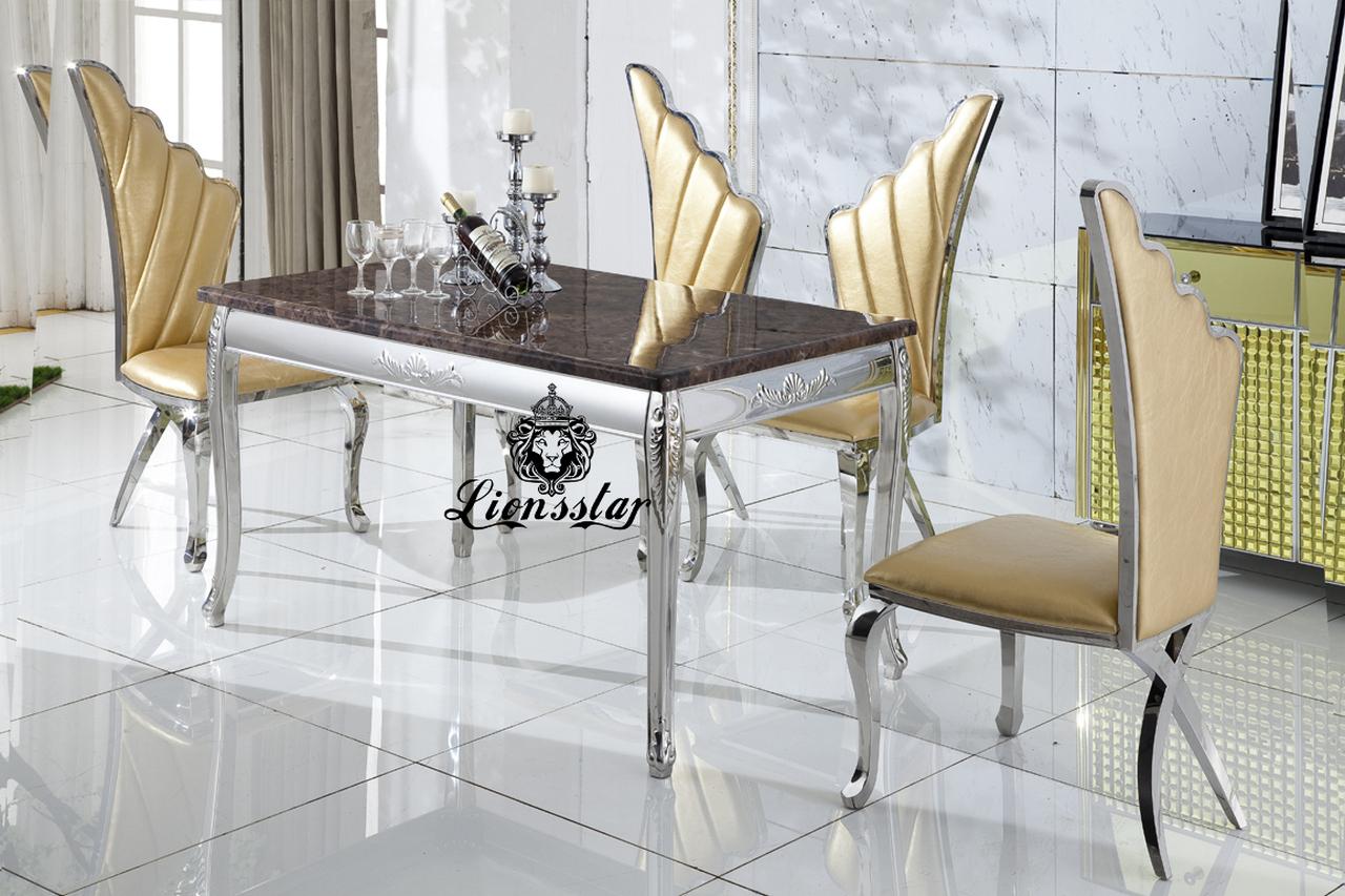 Luxustisch Set Gold