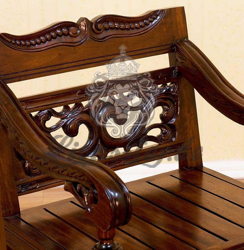 Schreibtischstuhl Louis Klassik
