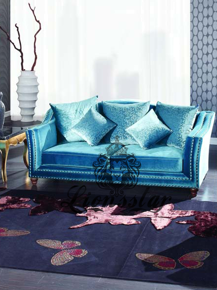 Designer Sofa im Barockstil