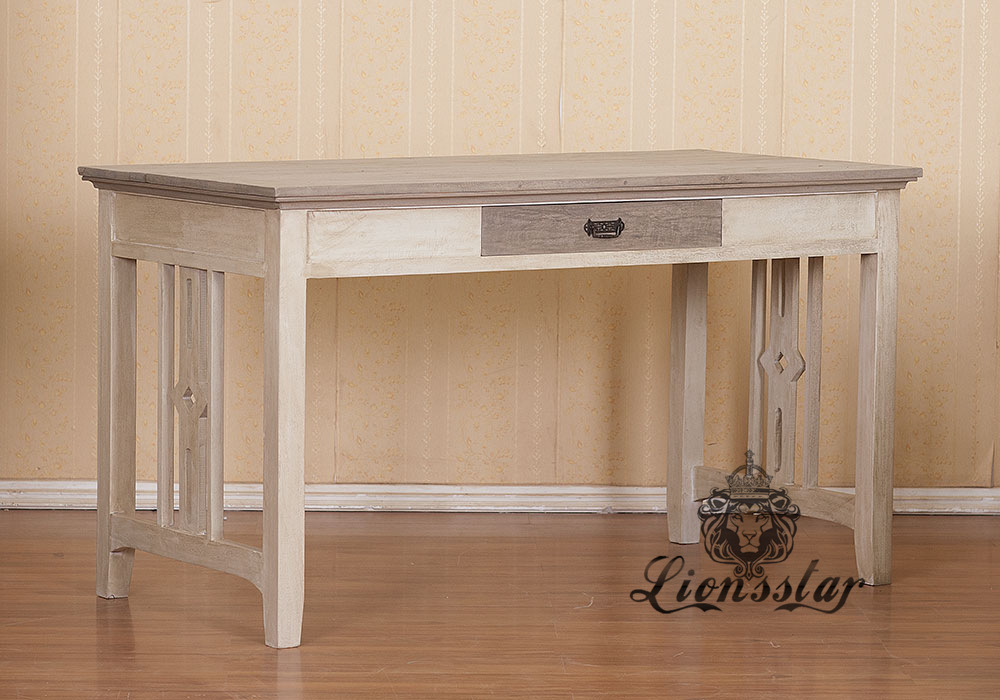 Naturholz Schreibtisch Ben