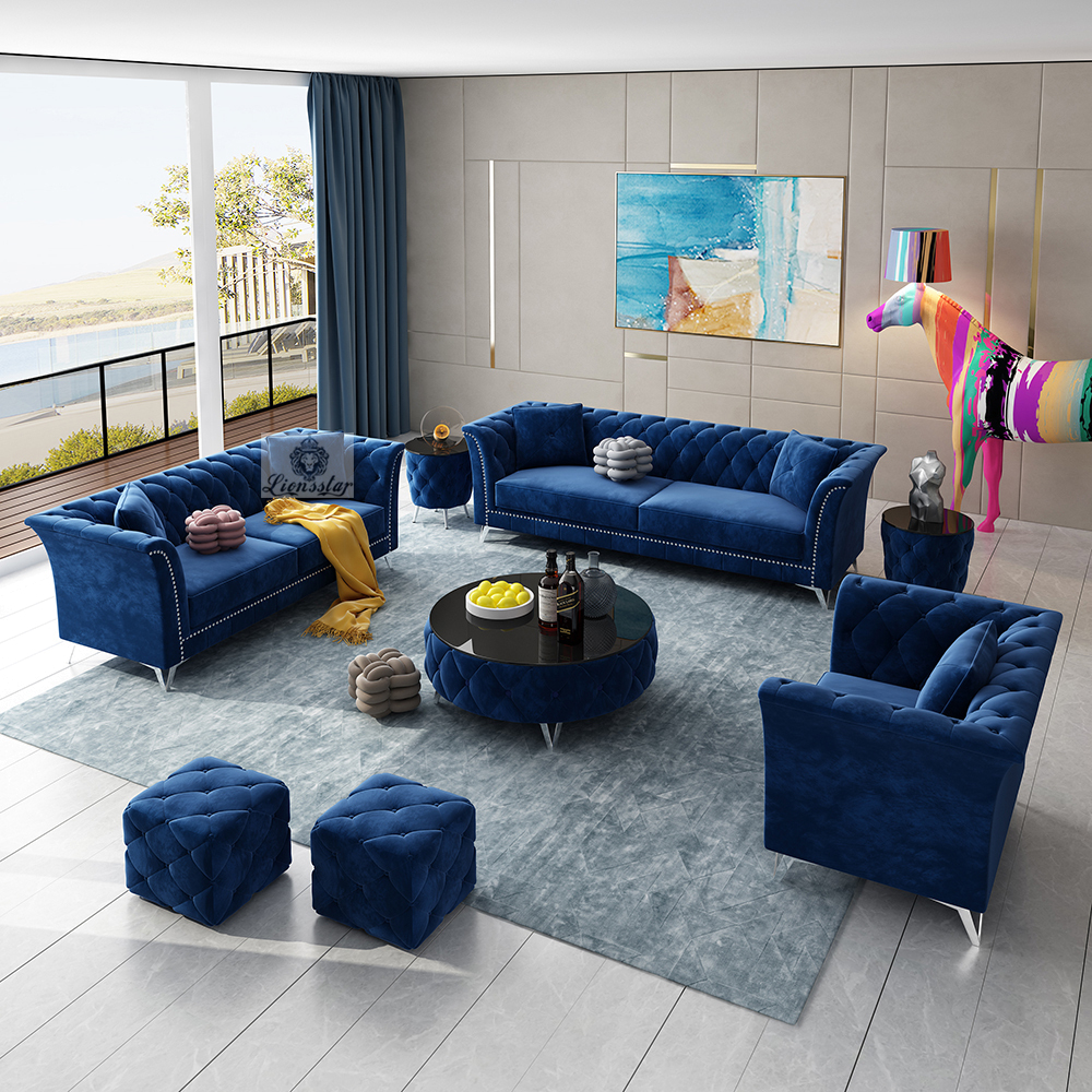 Edel Design Sofa Set Loft Pearls