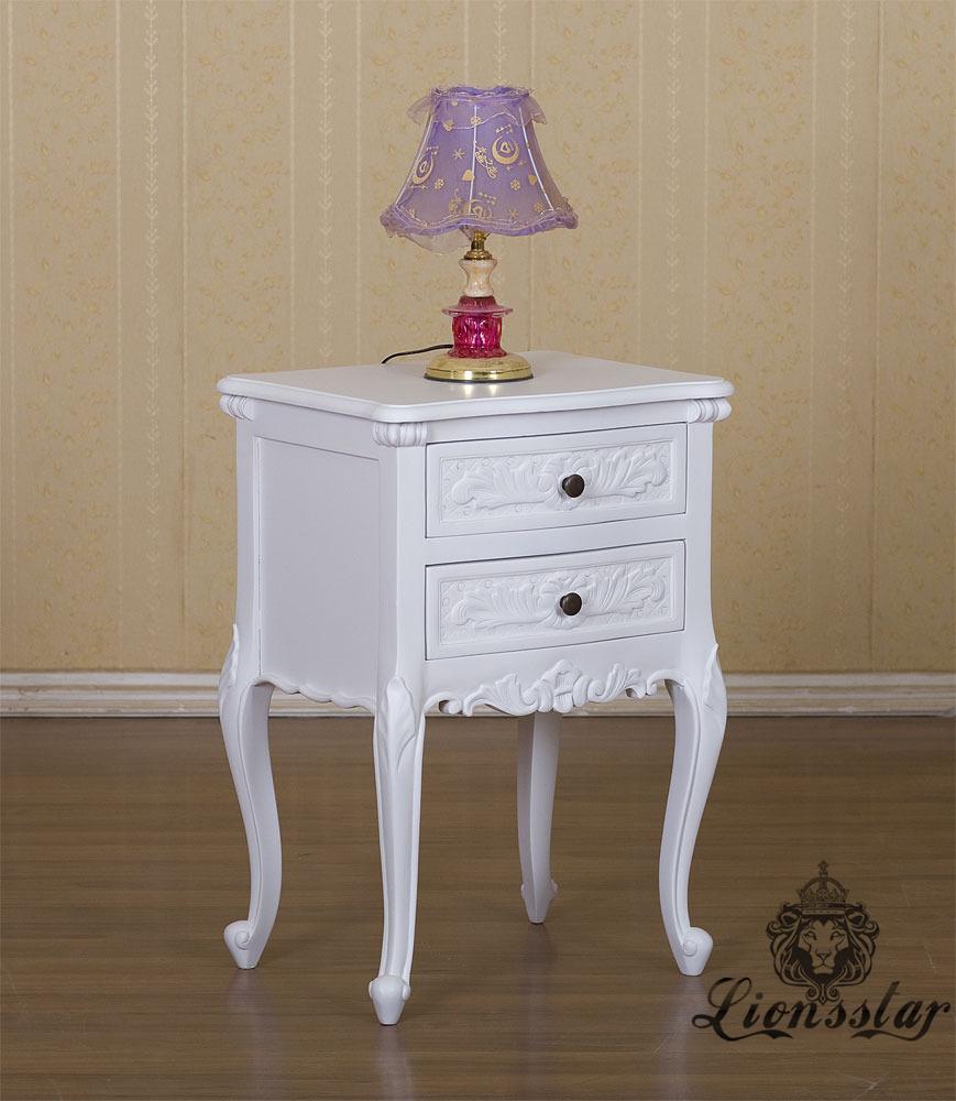 Nachttisch Klassisch Ornament