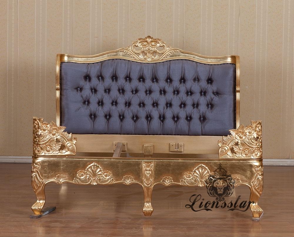 Chesterfield Louis Bett Gold
