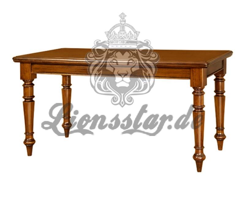 Designer Esstisch Hellbraun