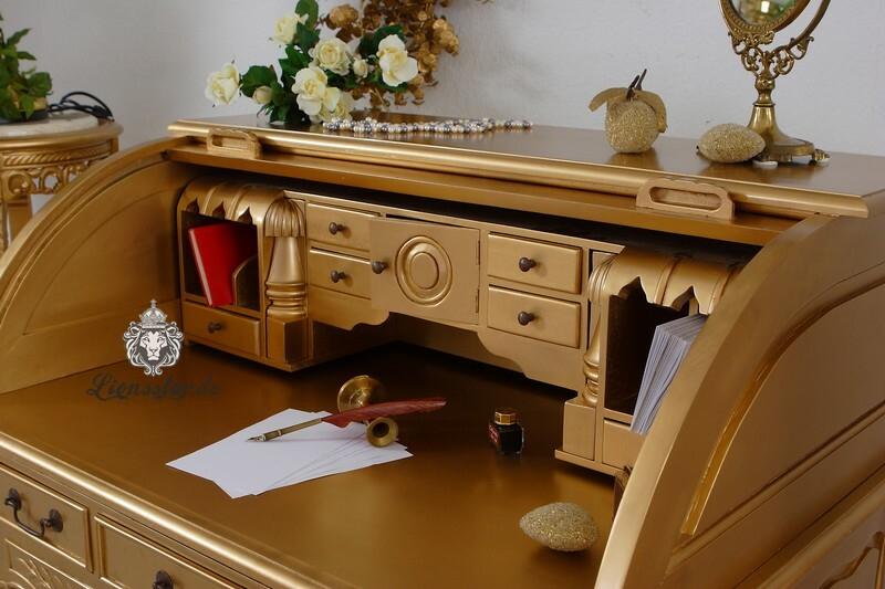 Sekretär im Barockstil