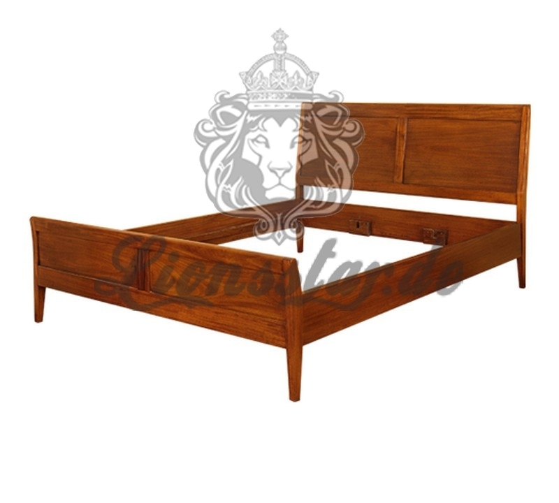 Antik Empire Bett Teak