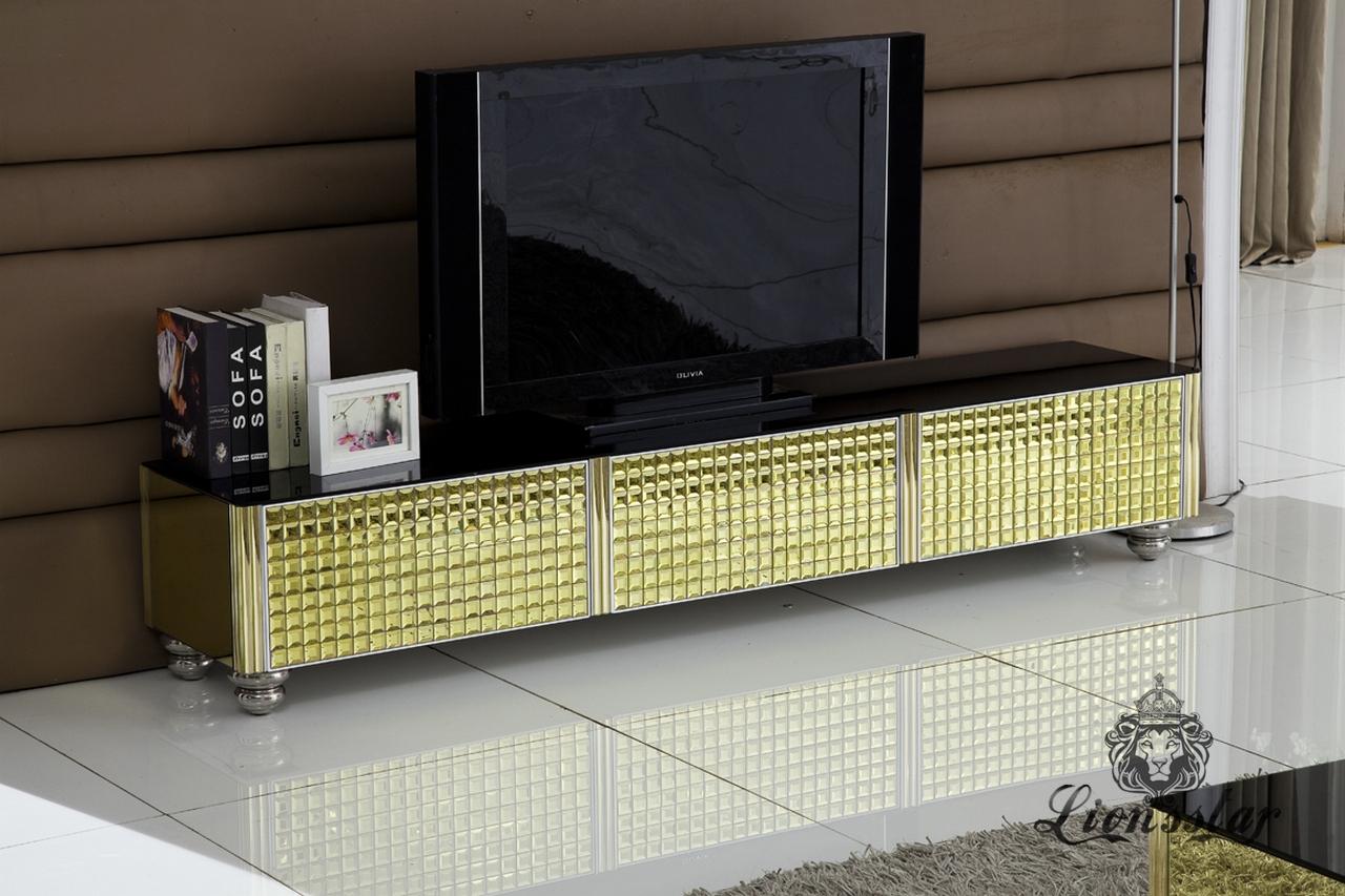 Design Fernsehtisch Luxus