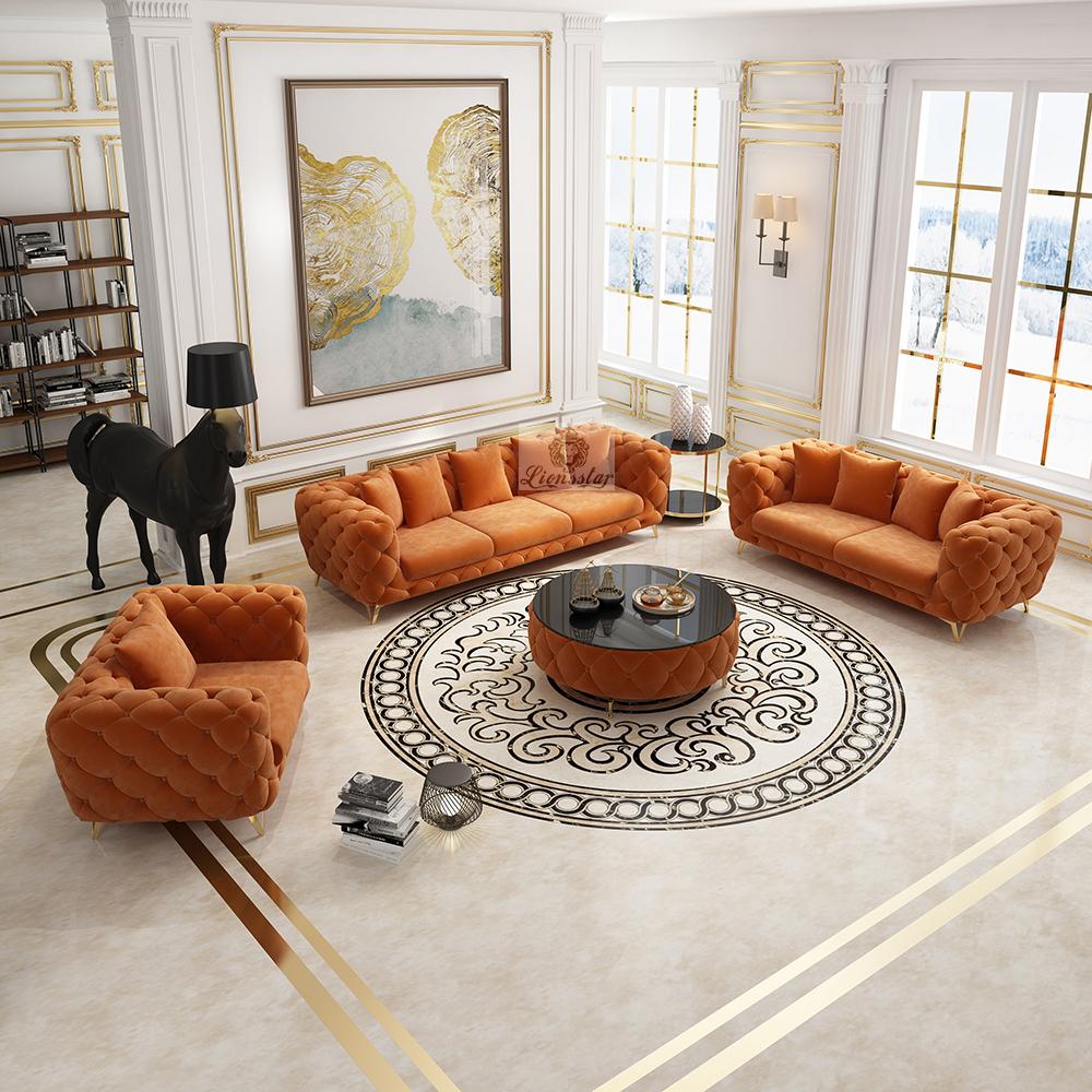 Luxus Design Sofa Set Clouds
