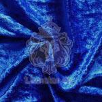 Samt Blau